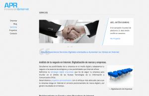 APRGRUPO DESARROLLO DE NEGOCIO EN INTERNET