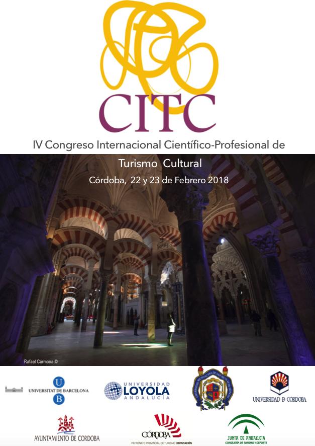 CONGRESTO TURISMO INTERNACIONAL CORDOBA