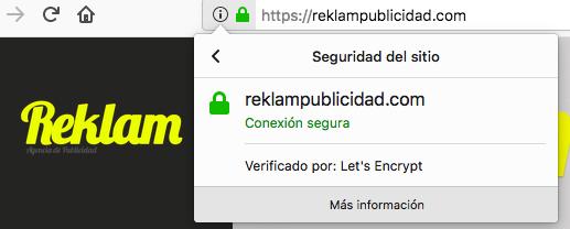 web segura agencia publicidad web soria
